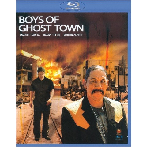 Boys of Ghost Town (Blu-ray)