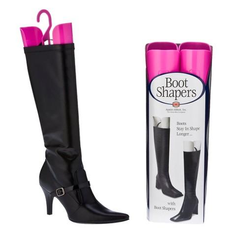 Women's Boot Shapers - Hot Pink