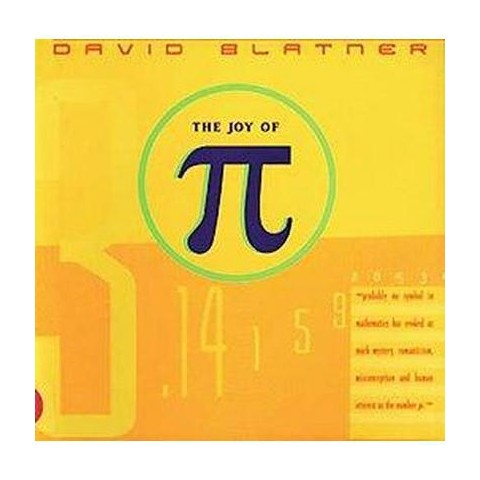 The Joy of Pi (Paperback)