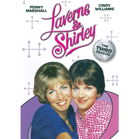 Laverne & Shirley: The Third Season (4 Discs) (R)