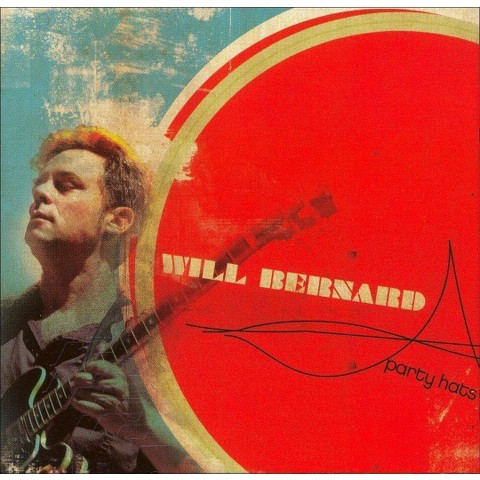 Will Bernard - Party Hats (CD)