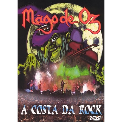 Mago de Oz: A Costa da Rock (2 Discs)