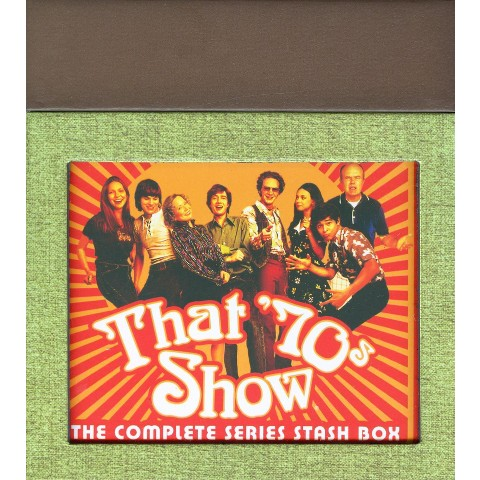 That 70's Show: Complete Giftset (32 Discs) (Dual-layered DVD, Special edition)