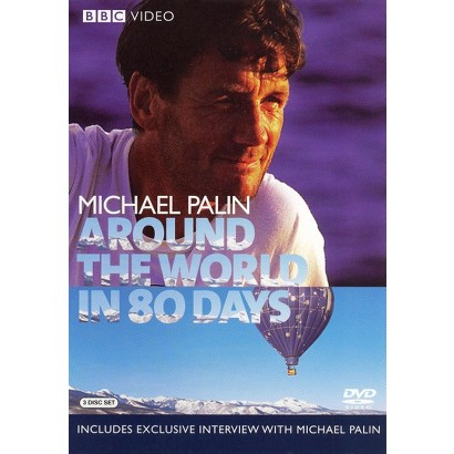 Around the World in 80 Days (3 Discs)