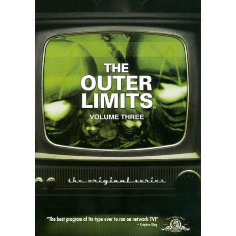 The Outer Limits, Vol. 3: Original Series (3 Discs)