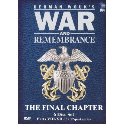 War and Remembrance: The Final Chapter (6 Discs)