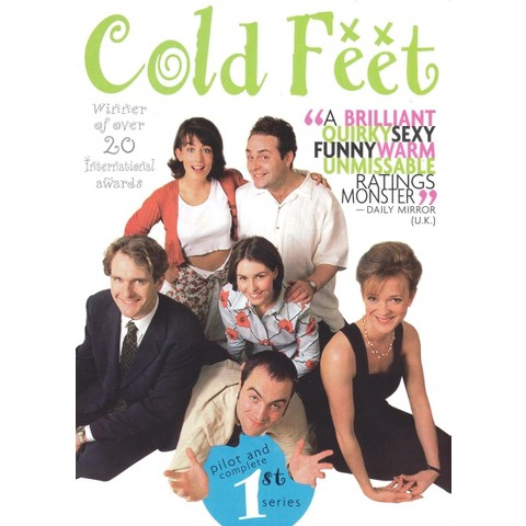 Cold Feet: The Complete 1st Series (3 Discs) (Widescreen)
