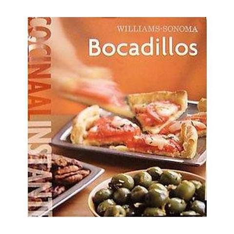 Bocadillos/ Small Plates ( Cocina Al Instante/ Food Made Fast) (Hardcover)