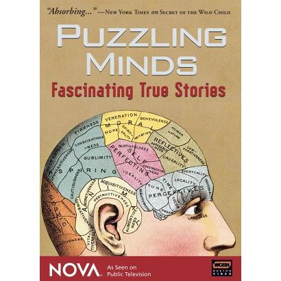 NOVA: Puzzling Minds - Fascinating True Stories (3 Discs)