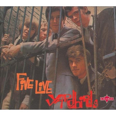 Five Live Yardbirds (Snapper)