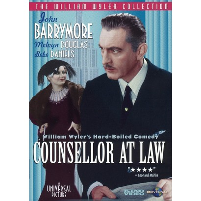 Counsellor-at-Law (S) (William Wyler Collection)