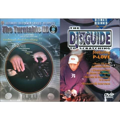 Ultimate Beginner Mega Pack: DJ Style Series - The Turntable