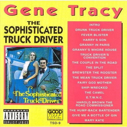 Sophisticated Truck Driver [Explicit Lyrics]
