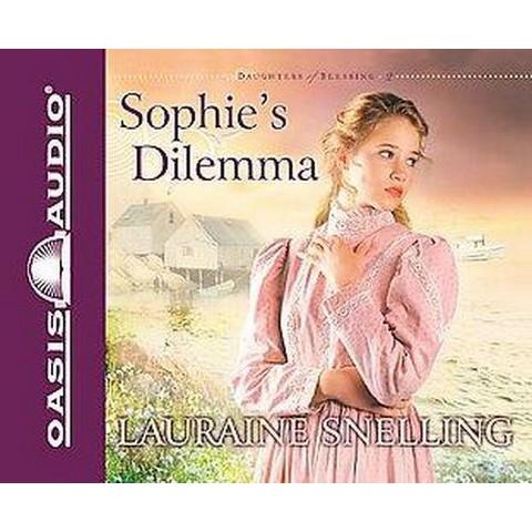 Sophie's Dilemma (Abridged) (Compact Disc)