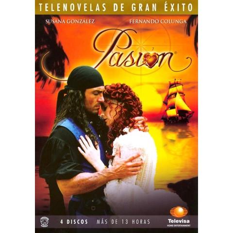 Pasion (4 Discs)