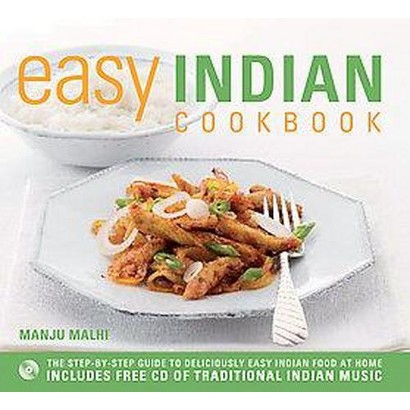 Easy Indian Cookbook (Spiral)