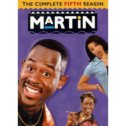 Martin: The Complete Fifth Season [4 Discs]
