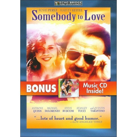 Somebody to Love (DVD/CD)