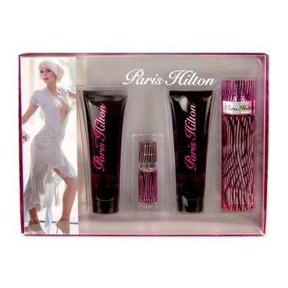 Women's Paris Hilton by Paris Hilton Gift Set - 4 pc