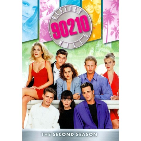 Beverly Hills 90210: The Complete Second Season (8 Discs)