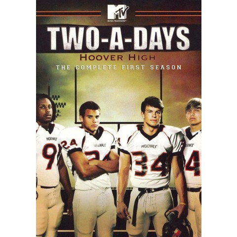 Two-A-Days: Hoover High - The Complete First Season (3 Discs)
