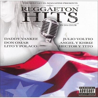 Reggaeton Hits [Explicit Lyrics]