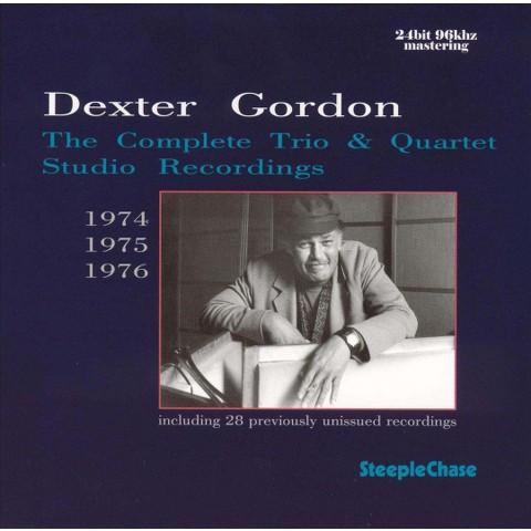 The Complete Trio & Quartet Studio Recordings