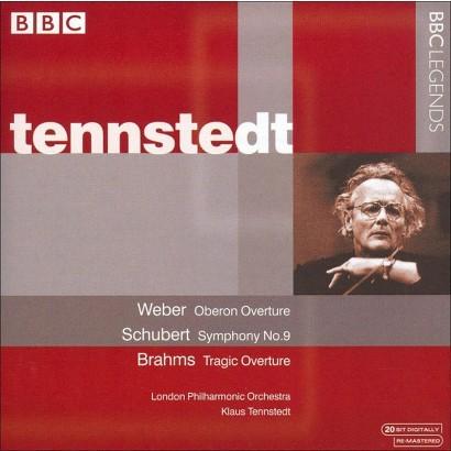 Weber, Schubert, Brahms: Orchestral Works