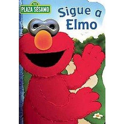 Sigue a Elmo/ Follow Elmo (Board)