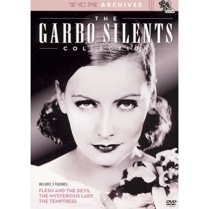 TCM Archives: The Garbo Silents Collection(2 Discs)