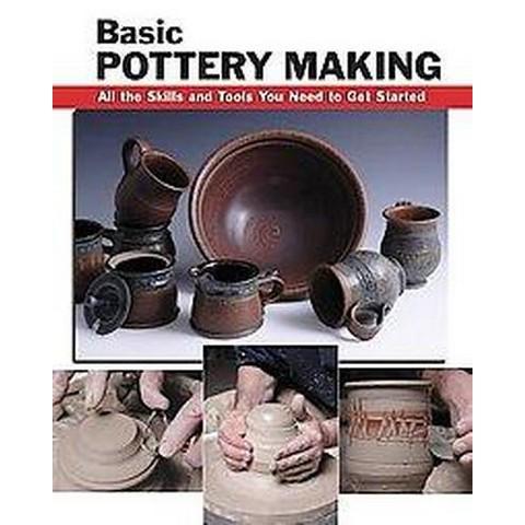 Basic Pottery Making (Paperback)