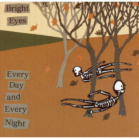 Bright Eyes - Every Day and Every Night (CD)