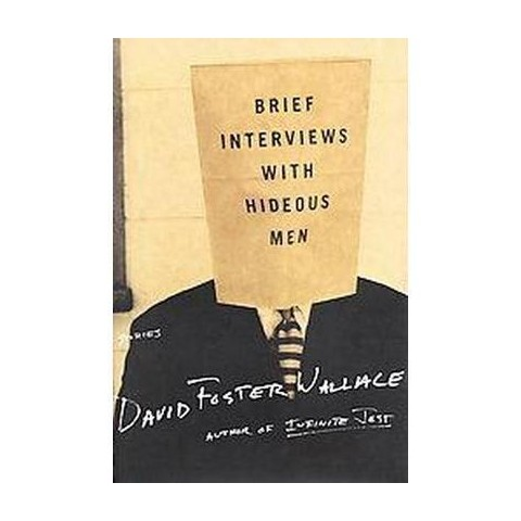 Brief Interviews With Hideous Men (Hardcover)