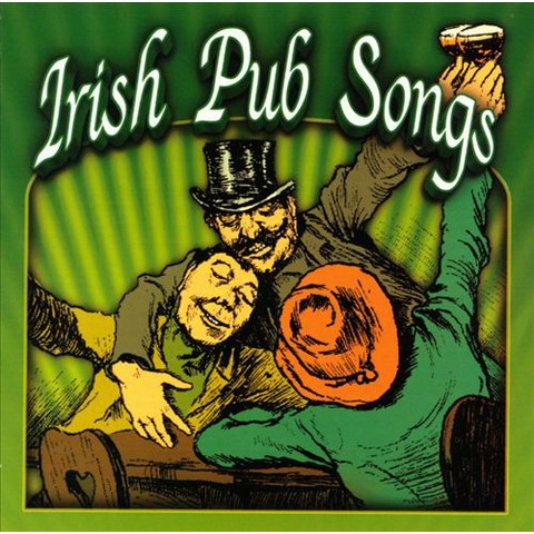 Various Artists - Irish Pub Songs (Vanguard) (CD)