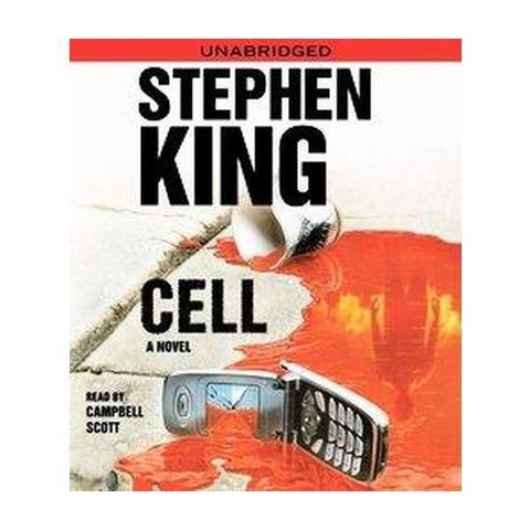 Cell (Unabridged) (Compact Disc)