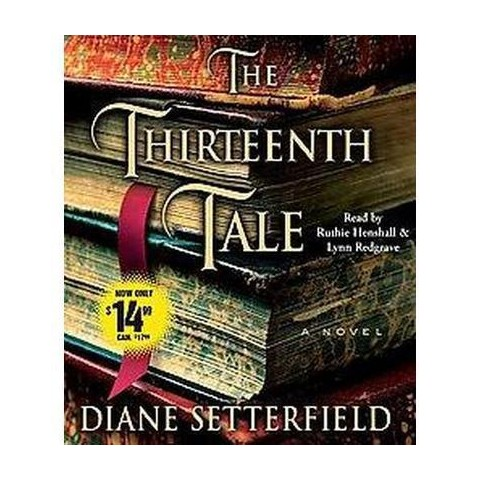 The Thirteenth Tale (Abridged) (Compact Disc)