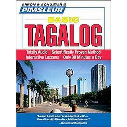 Basic Tagalog (Unabridged) (Compact Disc)