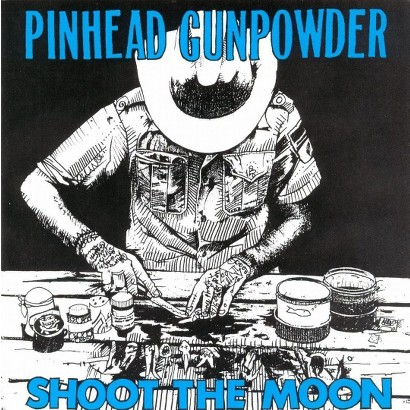 Shoot The Moon (Lyrics included with album)