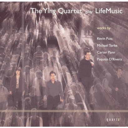 The Ying Quartet play Life Music