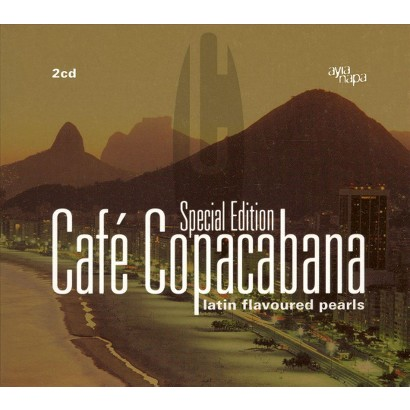 Café Copacabana: Latin Flavoured Pearls