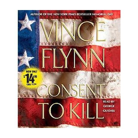 Consent to Kill (Abridged) (Compact Disc)