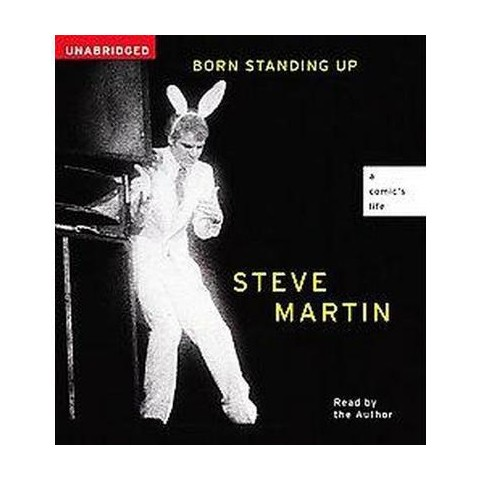 Born Standing Up (Unabridged) (Compact Disc)
