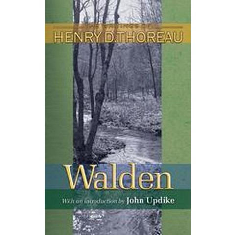 Walden ( Princeton Classic Editions) (Anniversary) (Paperback)