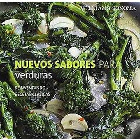 Nuevos Sabores Para (Hardcover)