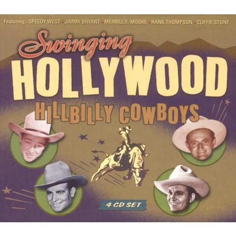 Swinging Hollywood Hillbilly Cowboys (Box)