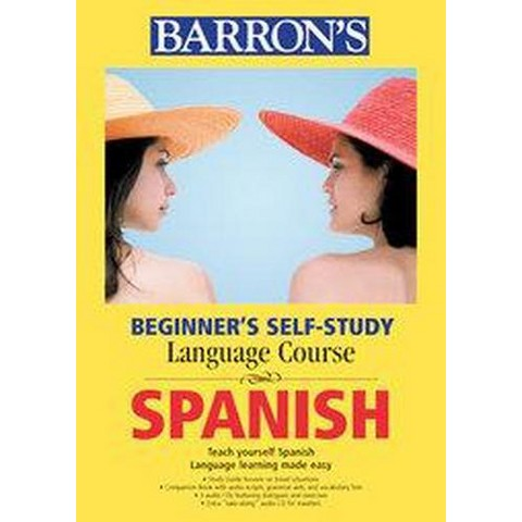 Barron's Beginner's Self-study Course Spanish (Mixed media product)