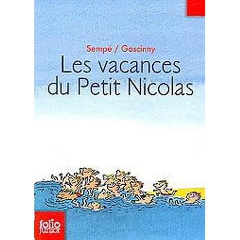 Les Vacances Du Petit Nicolas (Paperback)