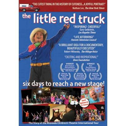 The Little Red Truck (Widescreen)
