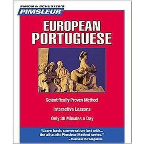Pimsleur European Portuguese (Compact Disc)