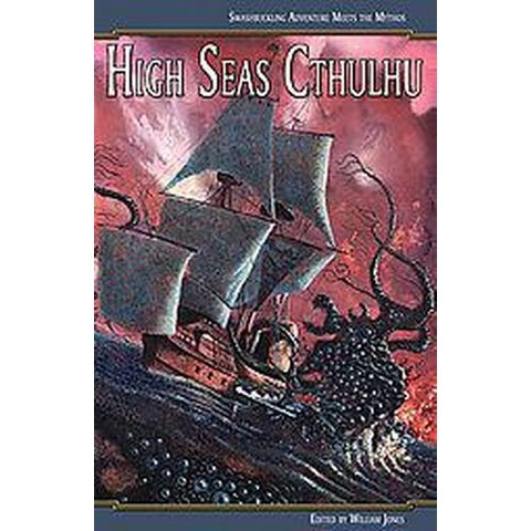 High Seas Cthulhu (Paperback)
